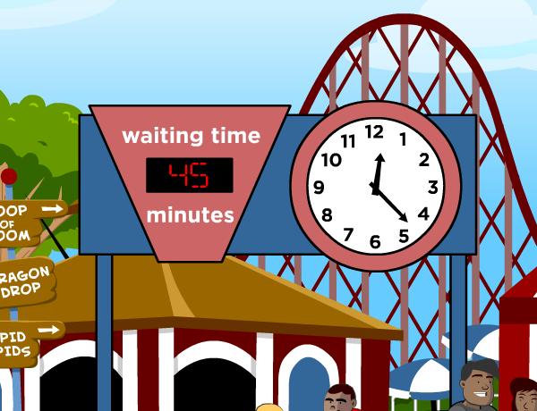 Pendulum clipart elapsed time #6