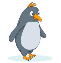 Scientist clipart penguin #4