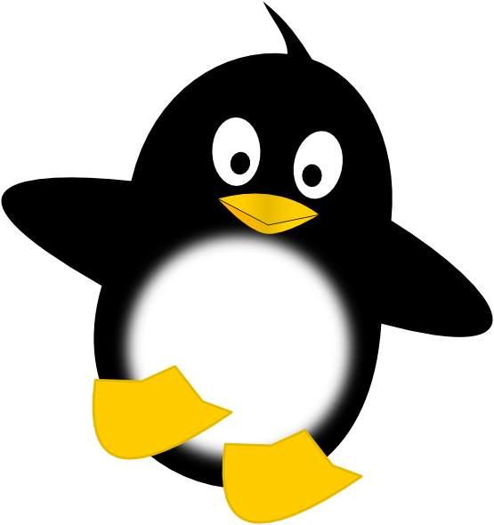 Penguin clipart Free 1jpg com Clipartion Penguin