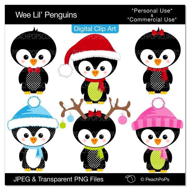 Penguin clipart circus Art holiday animal cute cute