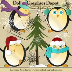 Penguin clipart country Penguin Country Great penguin Art