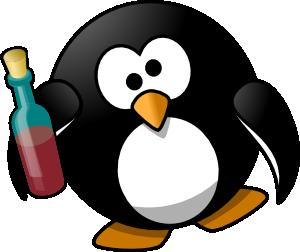 Penguin clipart drinking Driving Drunk Drunk avoid @Moini