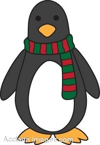 Penguin clipart holiday Clipart Free Panda Knucklehead Clipart