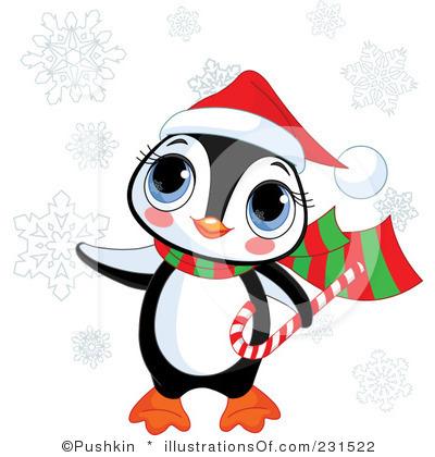 Penguin clipart holiday Free Panda Clipart Holiday Clipart