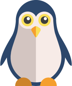 Penguin clipart one After Panda one and ate