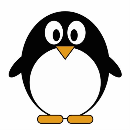 Penguin clipart penguin couple Free Clip Clipart Free Penguin