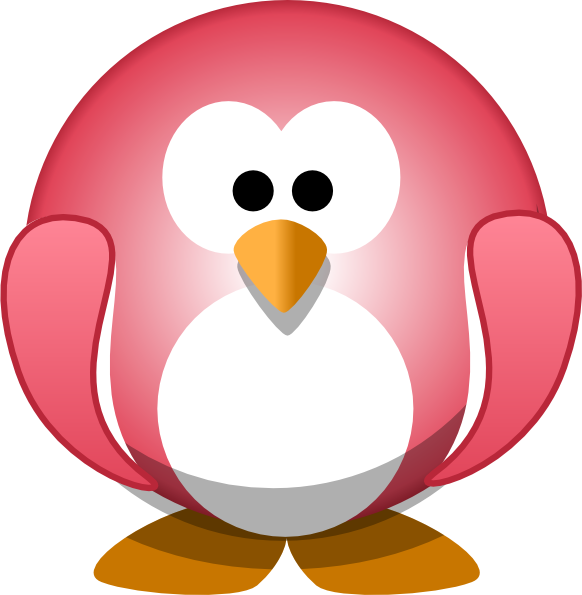 Penguin clipart round At clip image online Clip