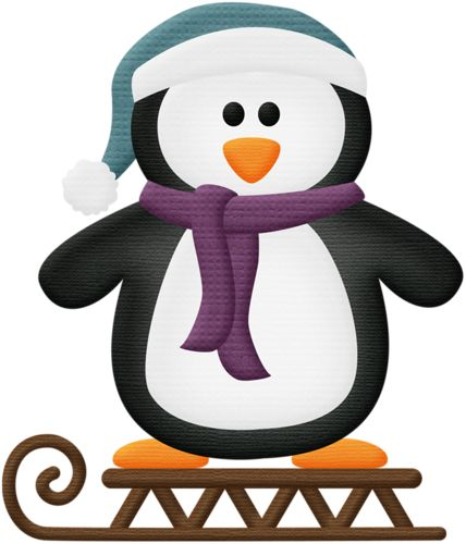 Penguin clipart round 79 on images Pinterest best