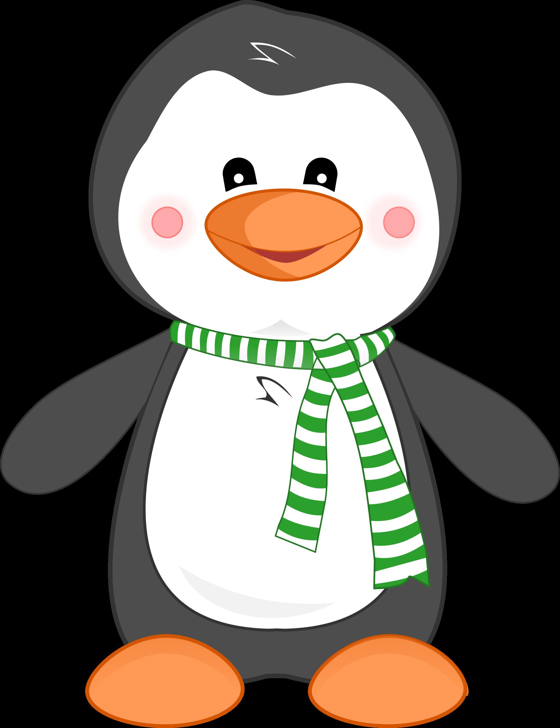 Penguin clipart scarf clipart The Pierre Clipart Penguin Pierre