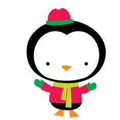 Penguin clipart snow ice Free Minus Penguin penguin