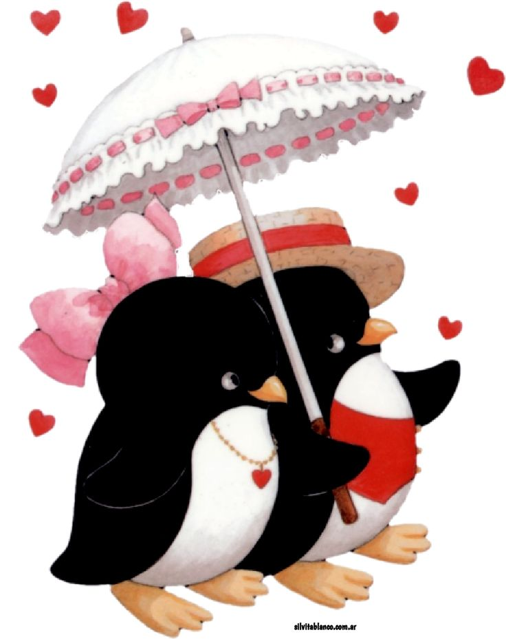 Penguin clipart spring More and images fun fun