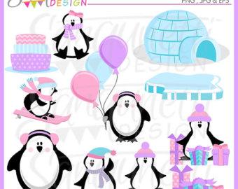 Penguin clipart spring Penguin Clipart clipart patricks Winter