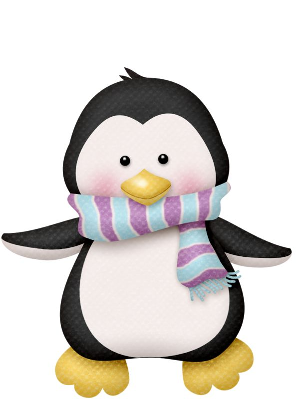 Penguin clipart winter formal Winter Images S images 432