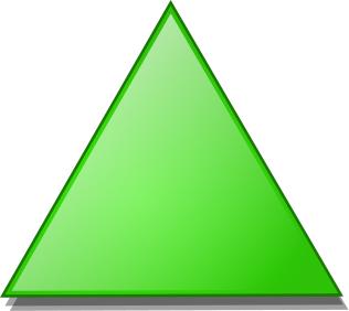 Pentagon clipart bentuk Bentuk Geometri triangle