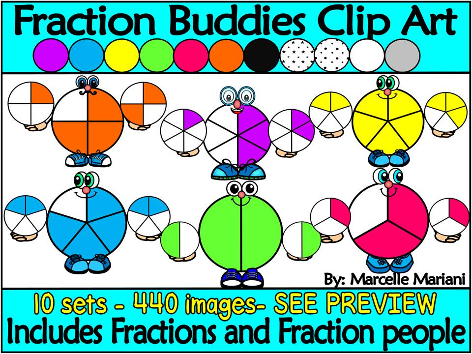 Pentagon clipart fraction Fraction and Clip use images)