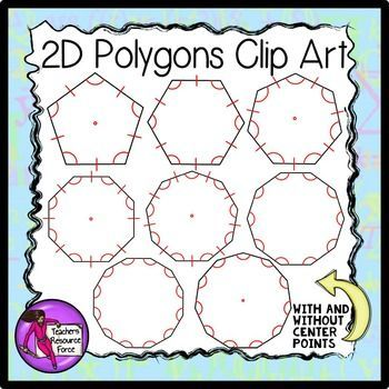 Pentagon clipart math 2D clip 2D of best