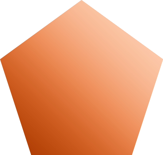 Pentagon clipart object Png Orange Objects Pentagon Image