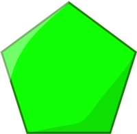Pentagon clipart object Powered shapes pentagons : Shows