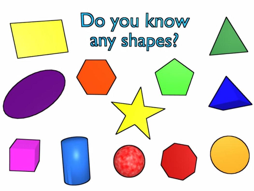 Hexagon clipart pentagon shape Pentagons 1 for Shapes Kids