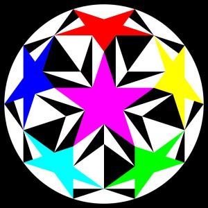Pentagon clipart polygon Download Clip Sacred Double Art