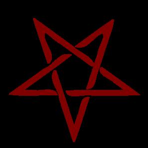 Pentagram clipart Clker Clip online Art Art