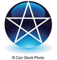 Pentagram clipart blue Pentagram Illustrations Pentagram