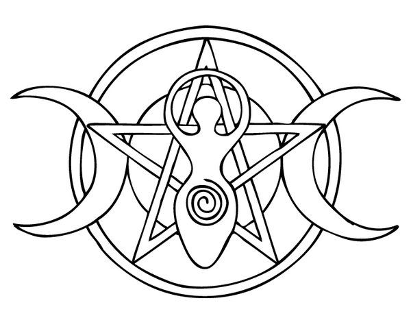 Pentagram clipart drawing Ideas Pentacle Best deviantART: Pentacle