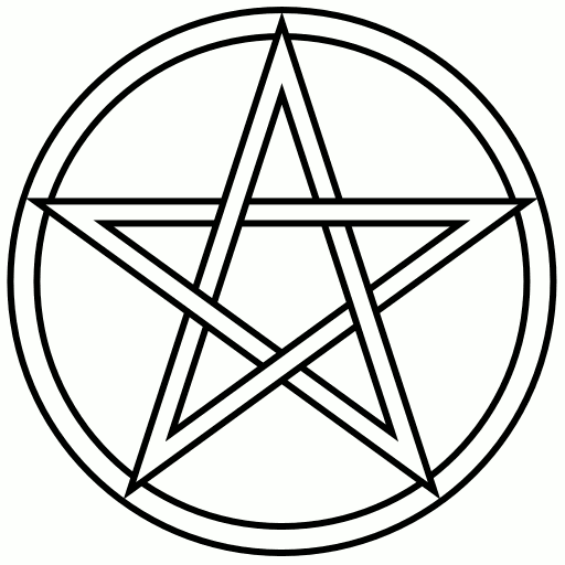 Pentagram clipart drawing Commons png File:Pentagram File:Pentagram knot)