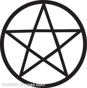 Pentagram clipart element Pentagram Color Download Color Clipart