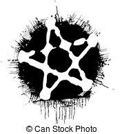 Pentagram clipart vector Pentagram Art Pentagram Stock Pentagram
