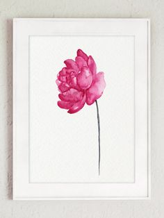 Peony clipart abstract flower Peony Flowers Abstract 2 set