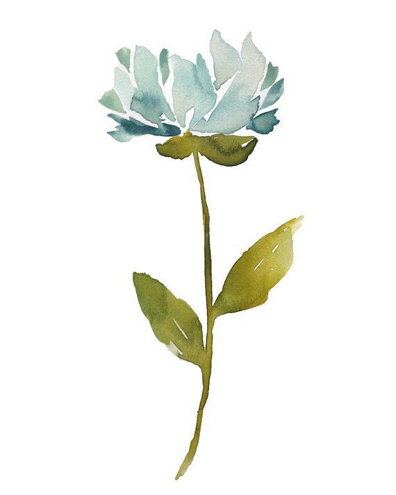 Peony clipart abstract flower 25+ on Pinterest blue Best