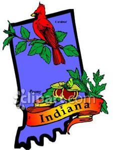 Peony clipart indiana #4