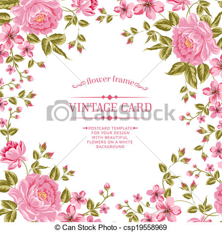 Peony clipart logo Background Art color Vector color