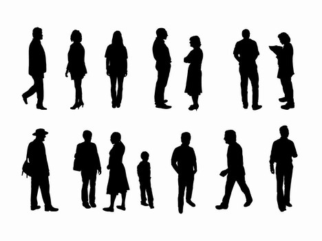 People clipart cut out Cliparts Zone out Cutout Cut