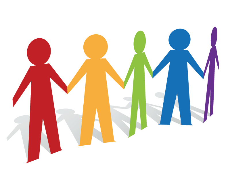 People clipart holding hand Hand Holding this! Library Friendly