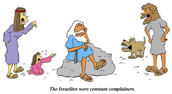 People clipart israelites Moses and Amalekites  the