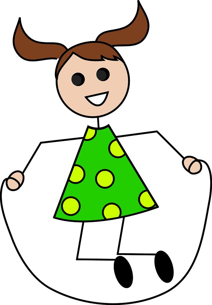 Brunette clipart animated Clipart clipart art clip Girl