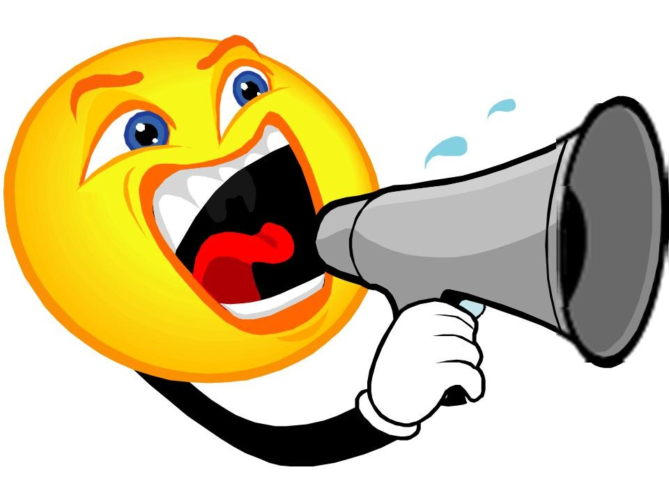 People clipart loudspeaker Page for Oracle The 5