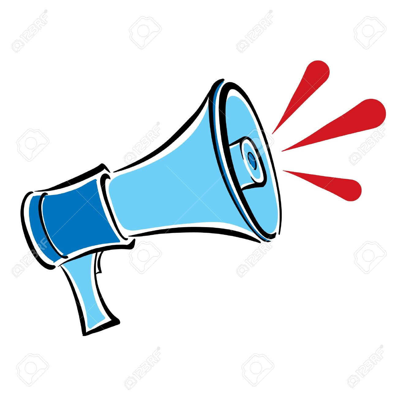 People clipart loudspeaker Haler Loud Clipart Clipart Haler