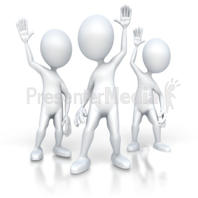 True clipart ppt Figures Group PowerPoint With Stick