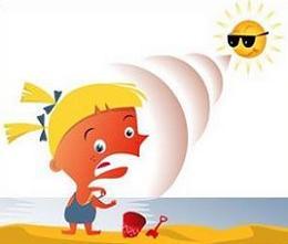 People clipart sunburnt Clipart Sunburn Free Sunburn