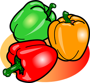 Pepper clipart hispanic food Art Peppers Images Free pepper%20clipart