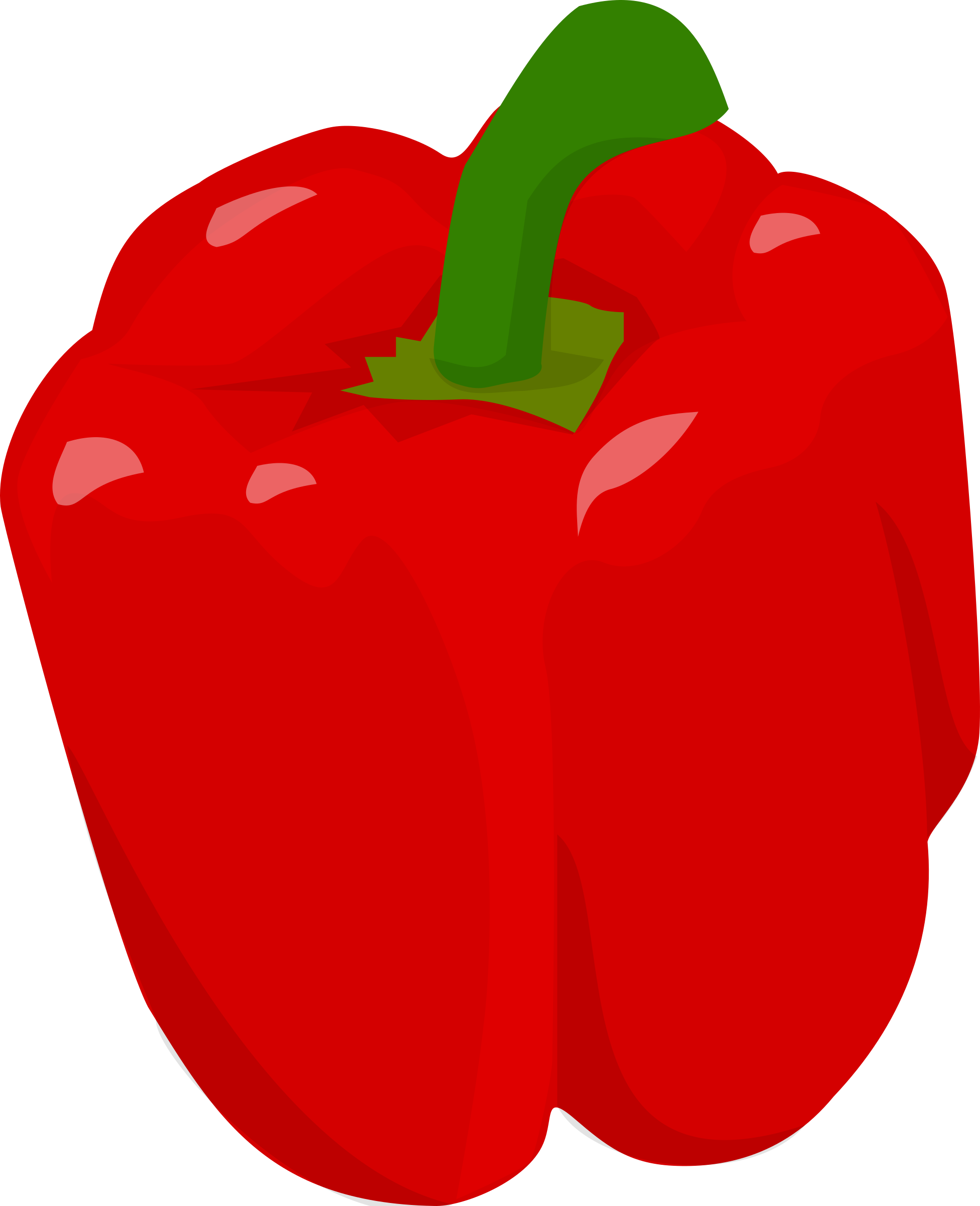 Capsicum clipart bell pepper Clip com Pepper photo clipart