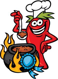Pepper clipart chili cook off This Find Chili Cookoff Off