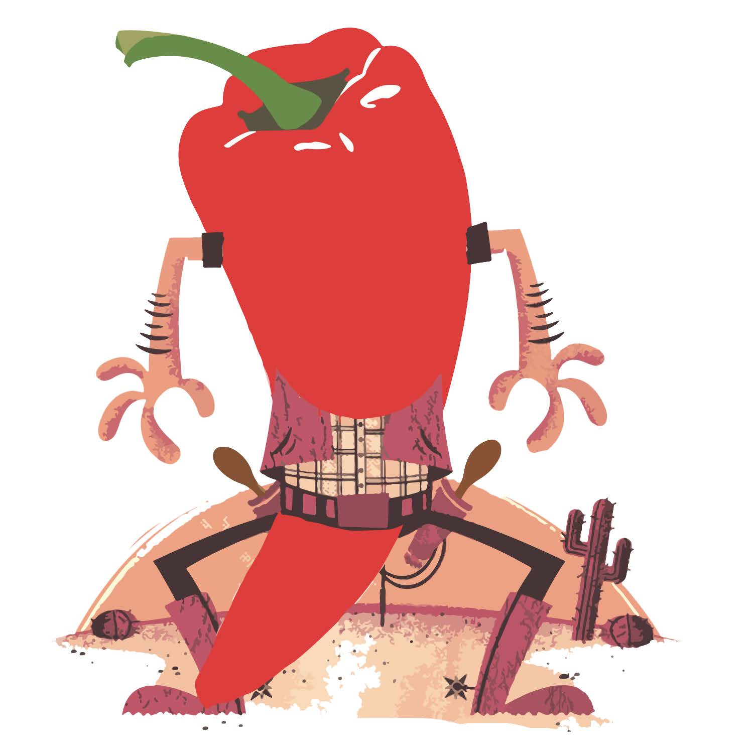 Pepper clipart chili cook off Fresh Annual 2nd Cook Queen