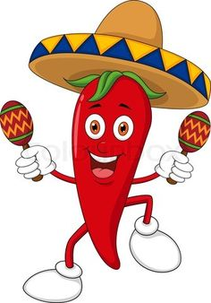 Pepper clipart chili cook off About Coloring led Printable Art