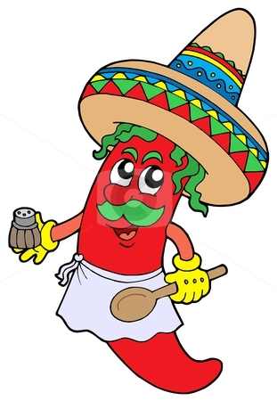 Pepper clipart hispanic food Mexican of Is clip Collection