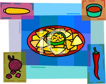 Pepper clipart nacho Ingredients Nachos foodclipart Ingredients com