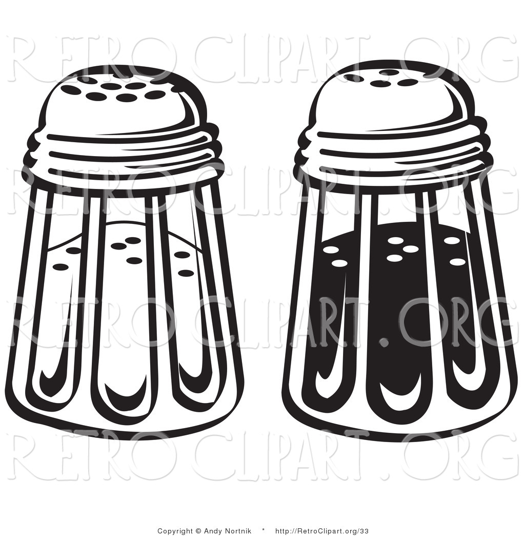 Pepper clipart salt and pepper In Clipart and  and